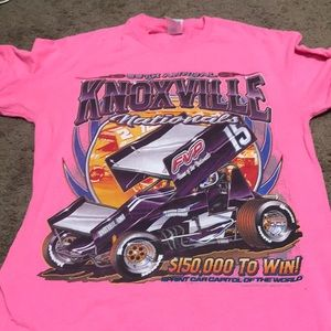 Tops - Kitschy vintage Knoxville racing shirt